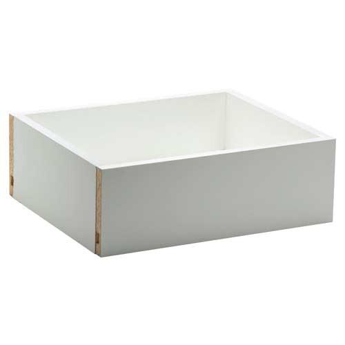 White Melamine Drawer Boxes