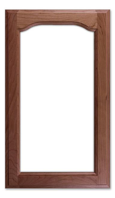 Krystle Glass Cabinet Door