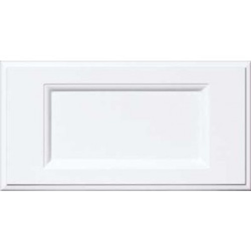 San Antonio Routed Thermofoil Drawer Front for IKEA cabinets