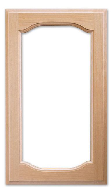 Krystle Deluxe Glass Cabinet Door