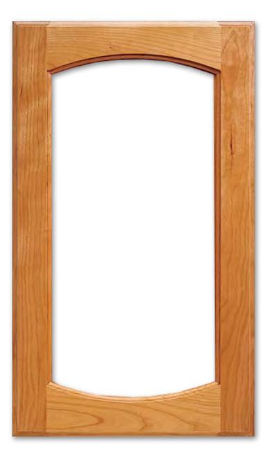 Juliano Deluxe Glass Cabinet Door