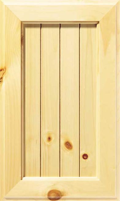 """Ranchero Cabinet Door 7/8"""""""