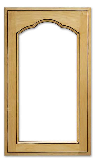 Palermo Glass Cabinet Door
