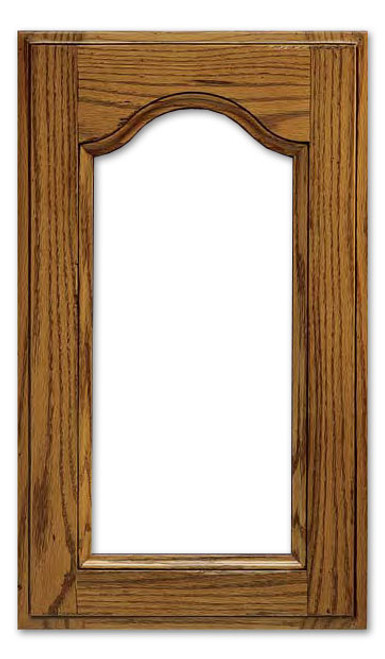 Chateau Glass Cabinet Door
