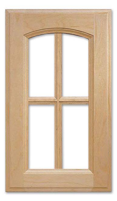 Merlot Lite Cabinet Door