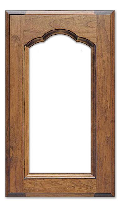 Cabernet Glass Cabinet Door