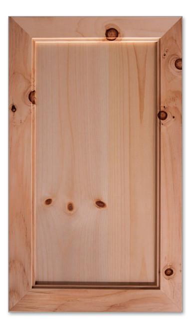 Mitered 21 Solid Cabinet Door