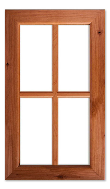Danish Lite Cabinet Door