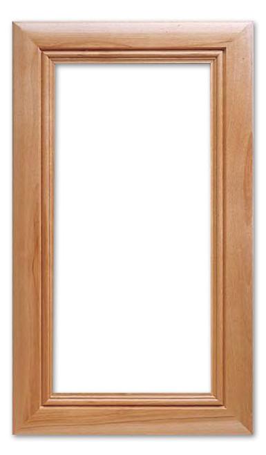Islander Glass Cabinet Door