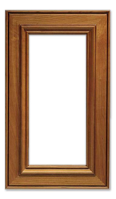 Calistoga Glass Cabinet Door