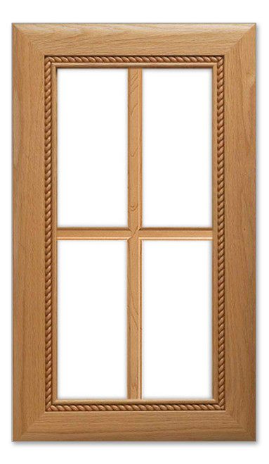 Cape Cod Lite Cabinet Door