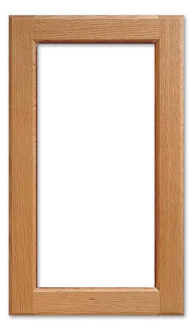 Century Glass Cabinet Door