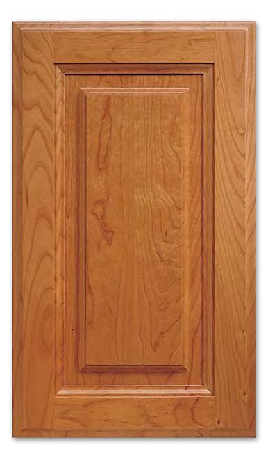 Burgundy Cabinet Door