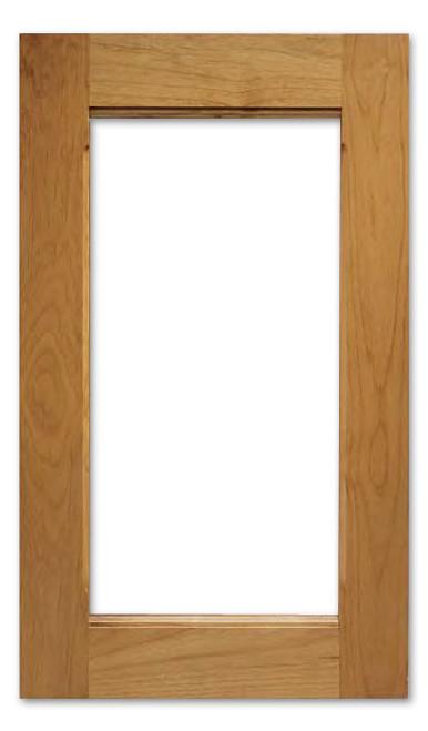 Del Oro Glass Cabinet Door