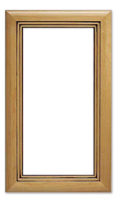 Ellen Glass Cabinet Door