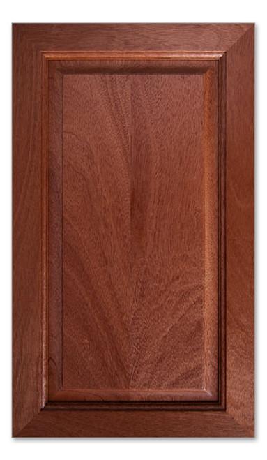 Mitered 11 Solid Cabinet Door