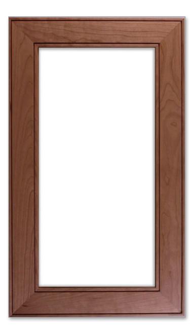 Finland Solid Glass Cabinet Door