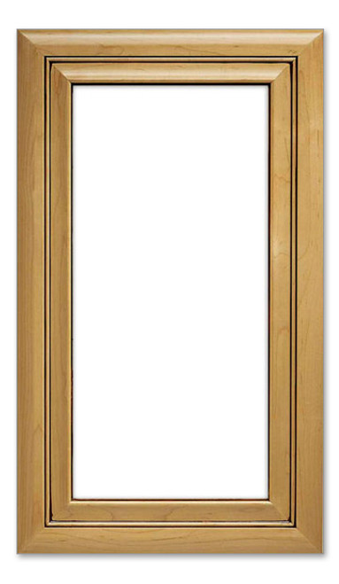 Catalina Glass Cabinet Door