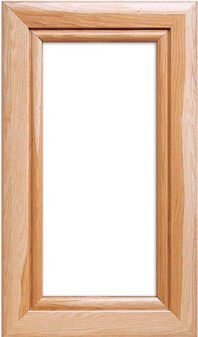Andrea Glass Cabinet Door