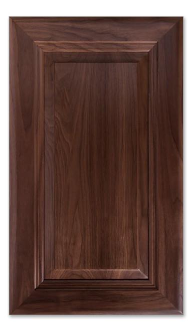Mitered 7 Solid Cabinet Door