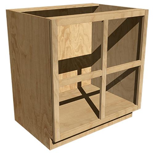 4 Equal Opening Drawer Base