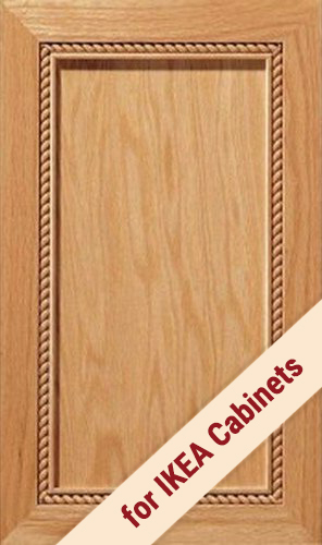 Square Cabinet Doors for IKEA Cabinets