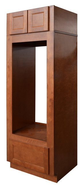 Pantry and Oven Cabinets