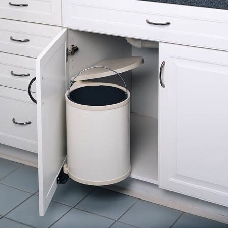 Pivot Out Waste Containers