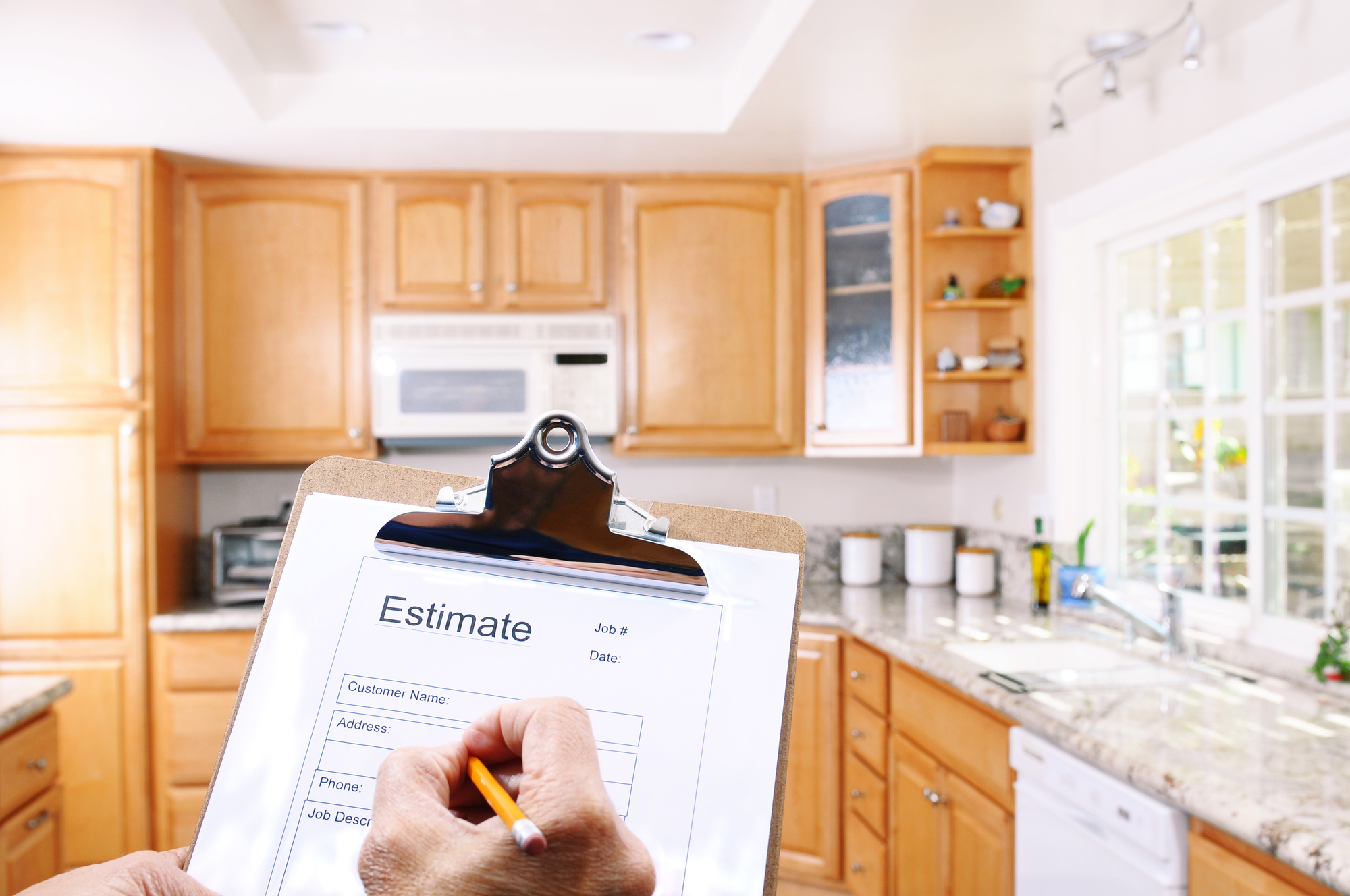 Ways To Reduce The Cost Of Kitchen Cabinets