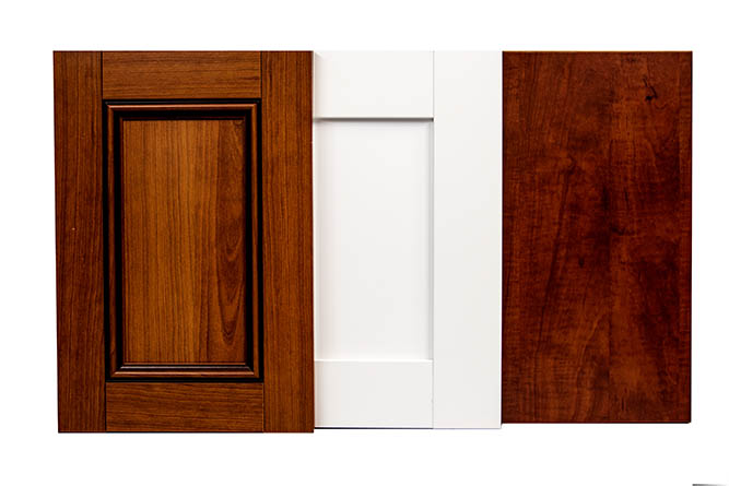 Thermofoil or Solid Wood Cabinet Doors?