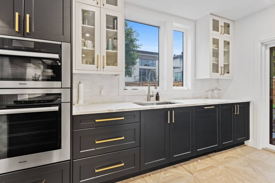 Ideas for Glass Panel Cabinet Doors