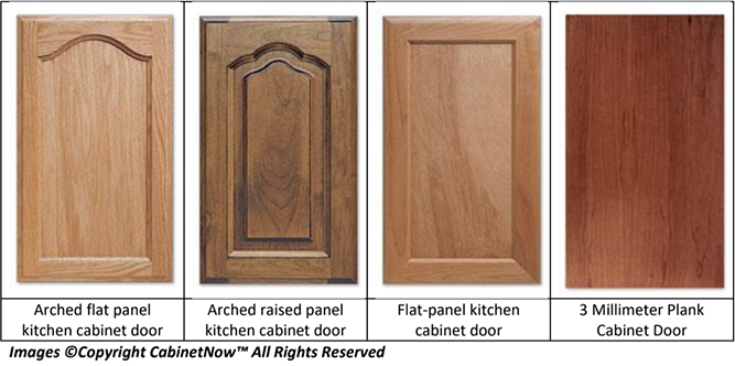 Cabinet Doors for Your Custom Kitchen Cabinets