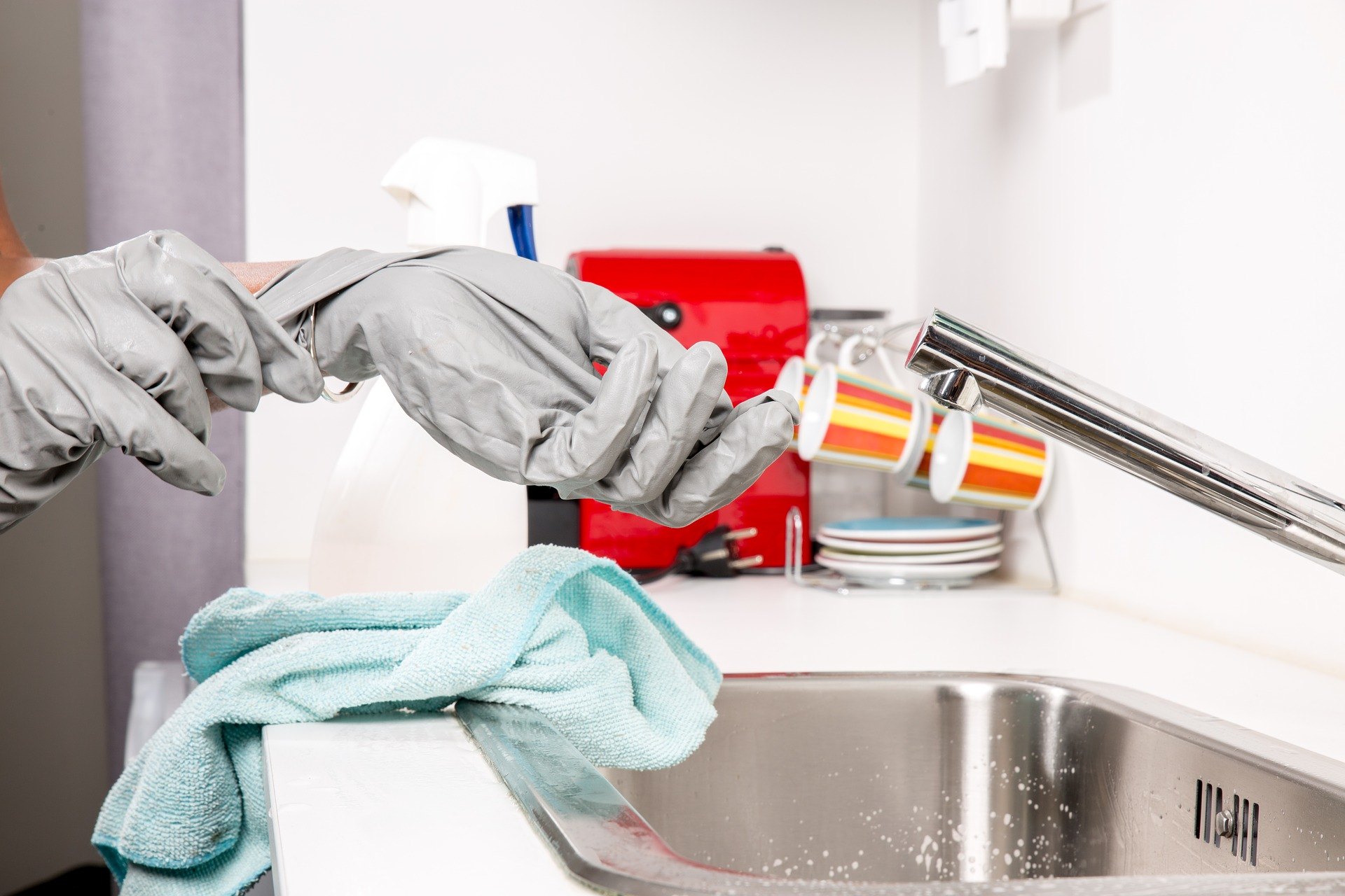 Cleaning And Cabinet Care
