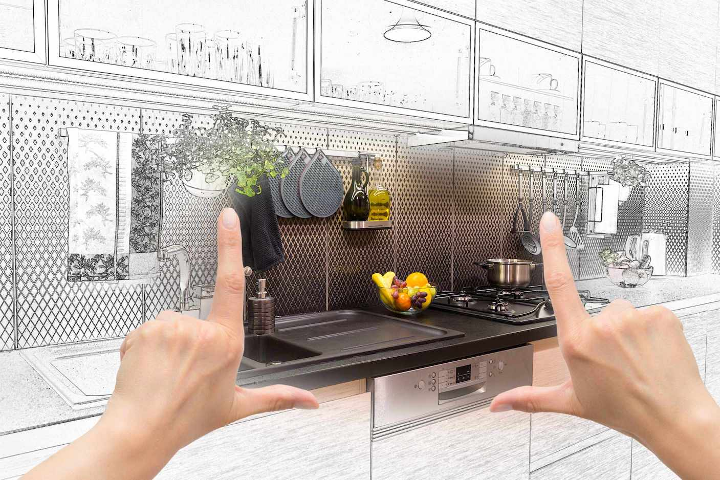 Remodeling A Poorly Planned Kitchen