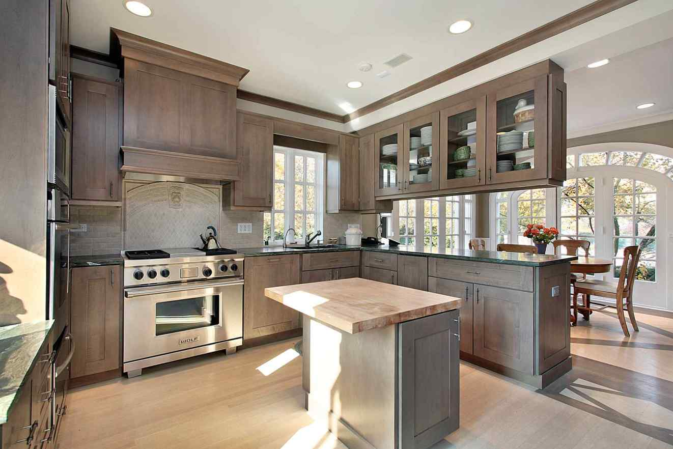 How to Add Glass to Your Cabinet Doors