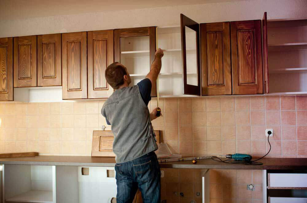 How to Measure Cabinet Doors Before You Order