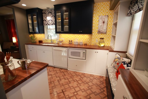 CabinetNow.Com Featured On DIY Network! The After Photos...