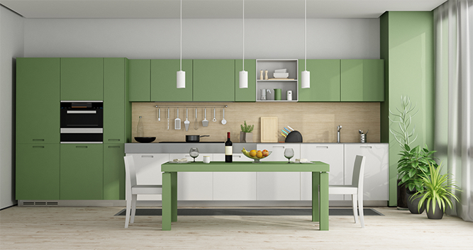 What's The Average Cost To Replace Kitchen Cabinets?