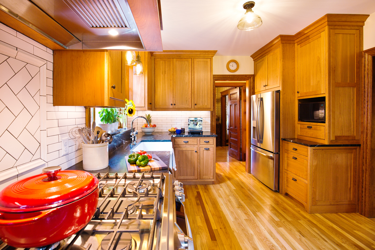 How To Stain Cabinet Doors