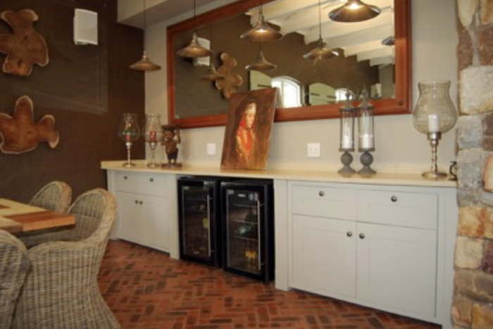 Kitchen Cabinets Aren't Only for Kitchens and Bathrooms