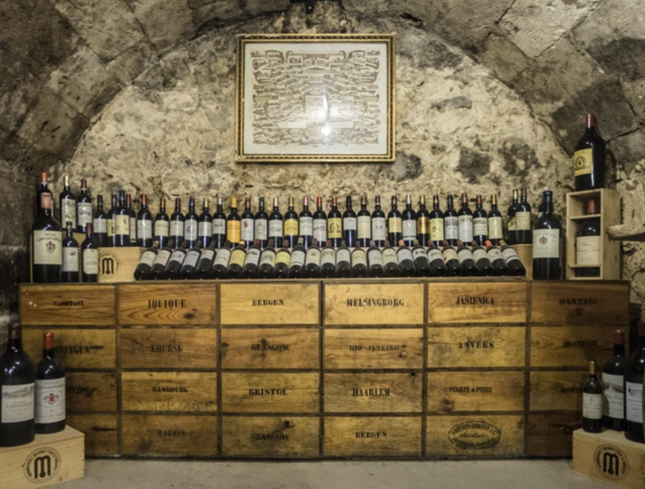 Transform Your Basement Into A Wine Cellar Cabinet Now
