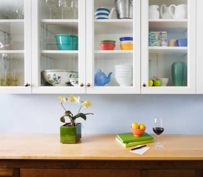 10 DIY Makeover Ideas for Your Cabinets