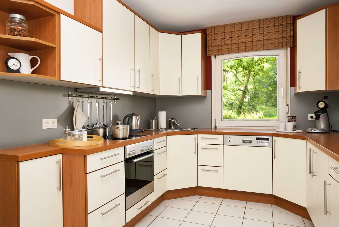 Does Your Kitchen Feel Too Small?