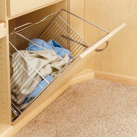 Pull out Closet Clothes Hampers