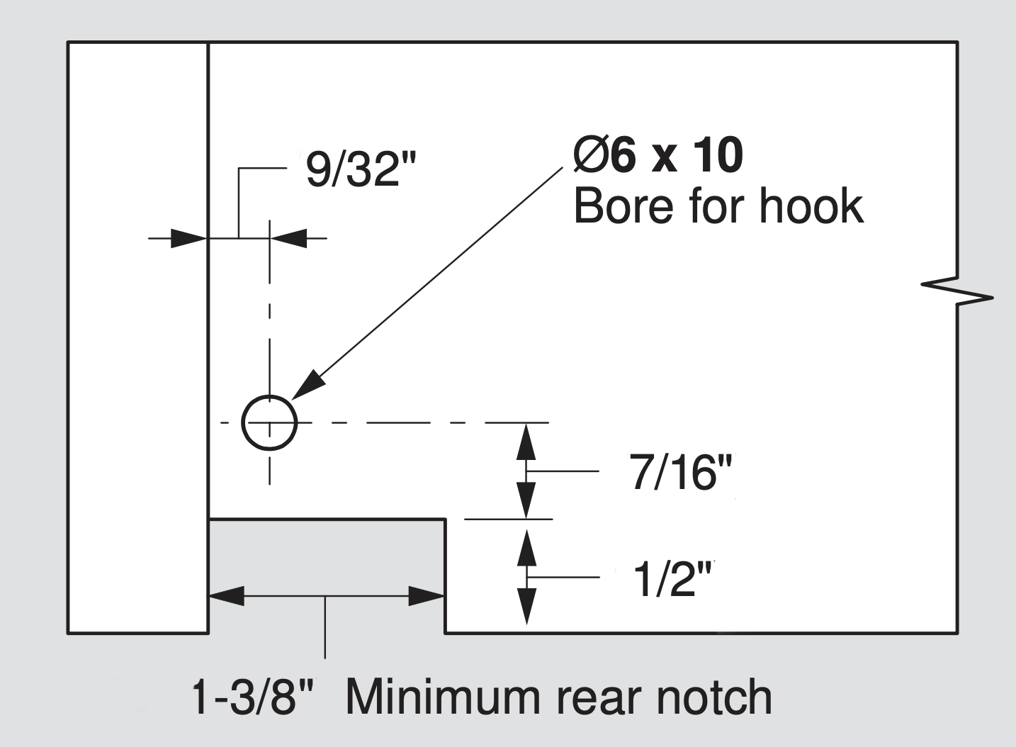 notching-for-undermount-guides.png