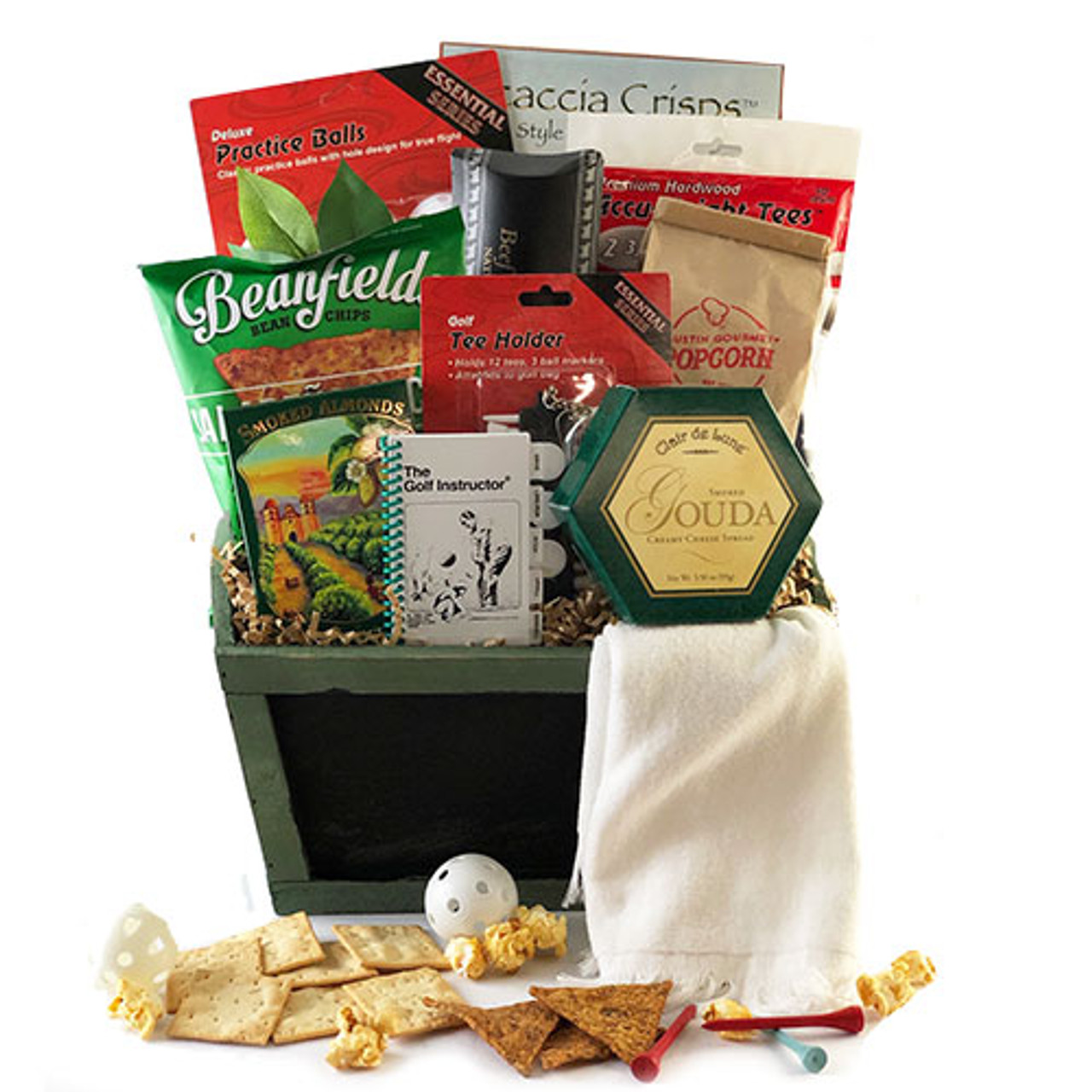 Image 0 of The Masters: Golf Gift Basket