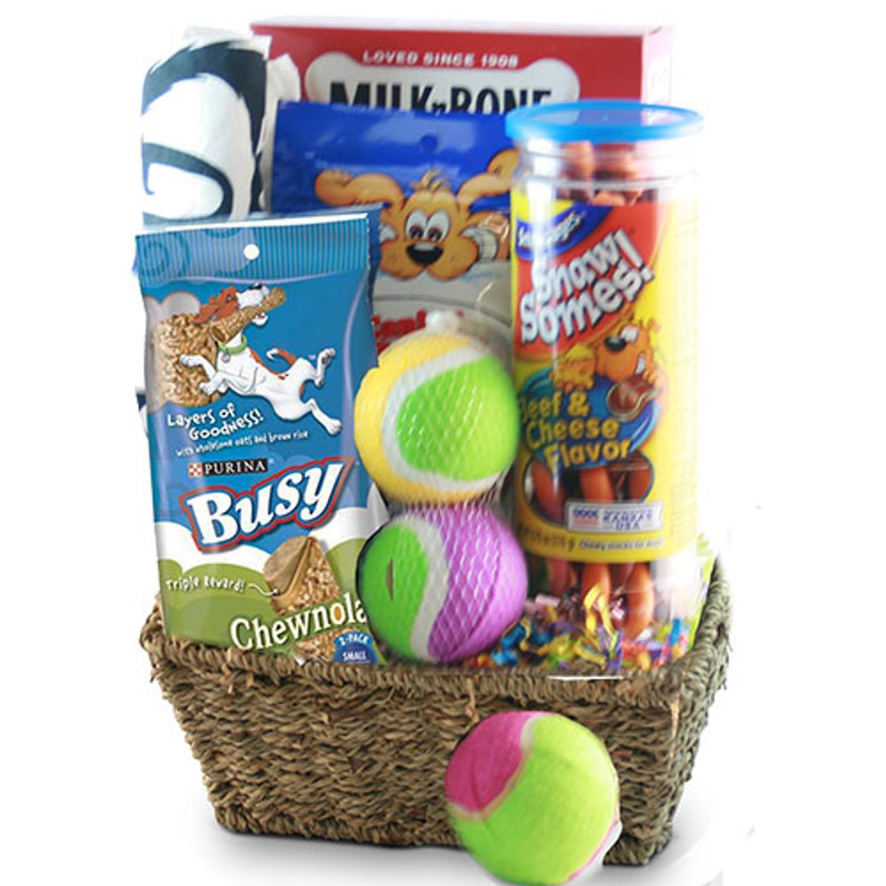 Image 0 of Fur-ever Friend: Pet Dog Gift Basket