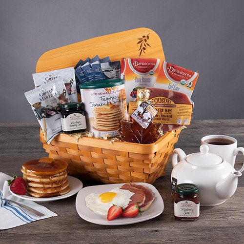 Country Inn: Gourmet Breakfast Gift Basket