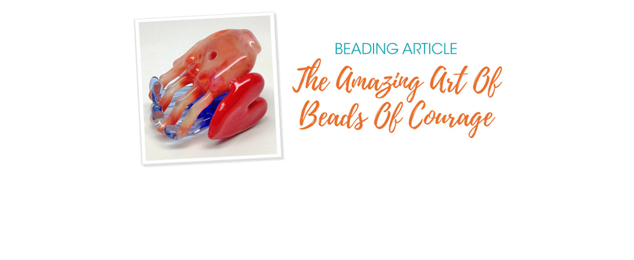 The Amazing Art Of Beads Of Courage