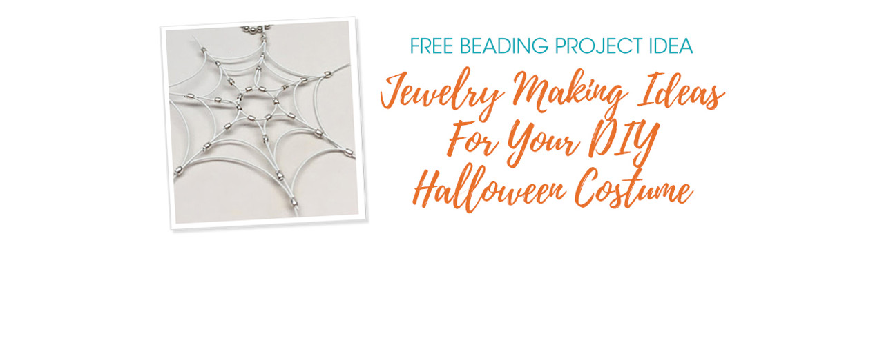 Jewelry Making Ideas For Your DIY Halloween Costume